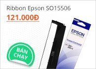 Ribbon Epson SO15506