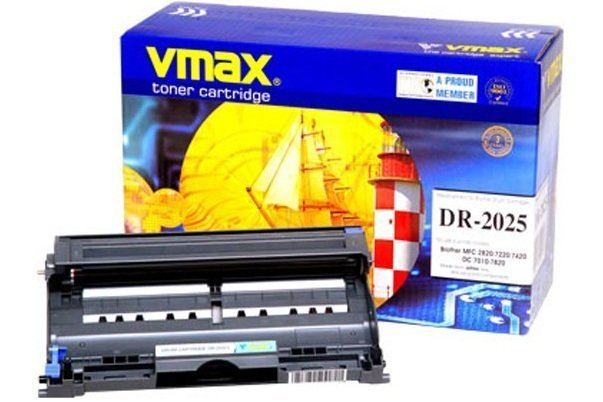 Drum Vmax Brother DR2025 chất lượng in cao