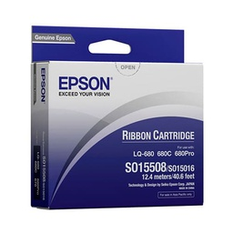 [RIB-EPQ680] Ribbon Epson SO15508 (LQ680)